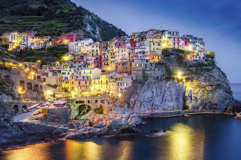 bästa resmål italien