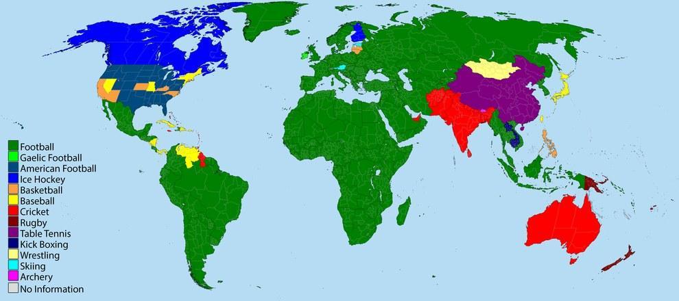 världen karta 15 kartor som kommer att förändra din syn på världen – Vagabond världen karta