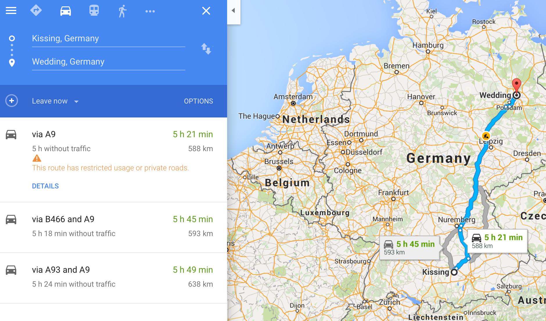 12 saker du bara ser i tyskland – vagabond