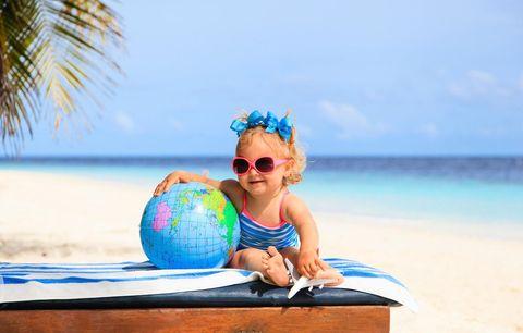 Ultimata Checklistan For Att Resa Med Barn Vagabond