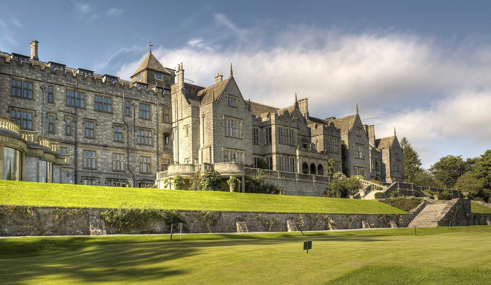 10 bästa slotten i storbritannien – vagabond